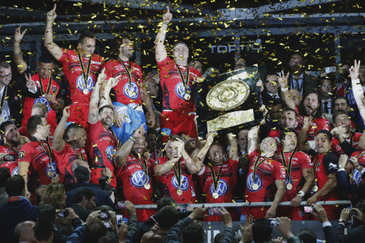 France Top 14 Final Rugby