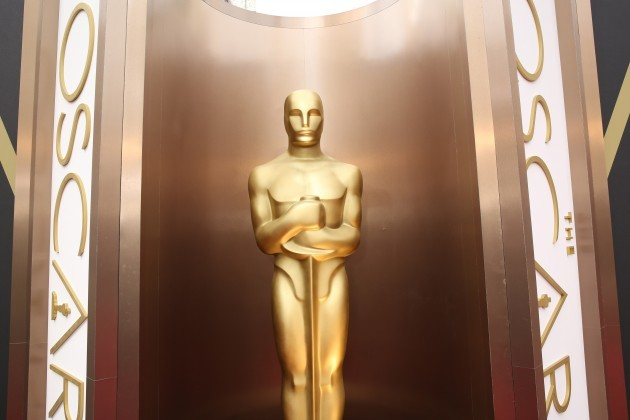 Oscars-Impossible Dream