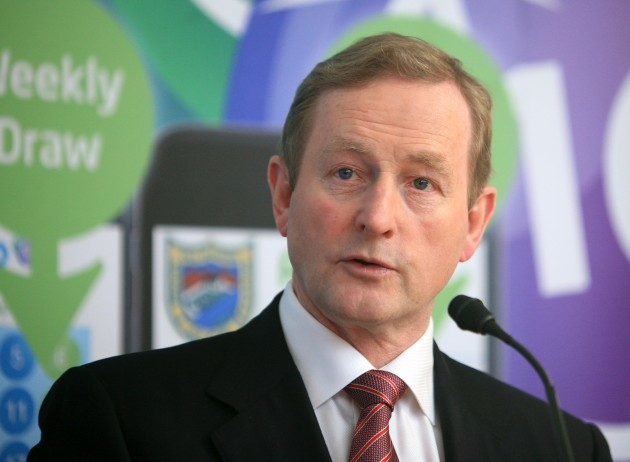 Smart Lotto APP. Taoiseach and Fine Gael