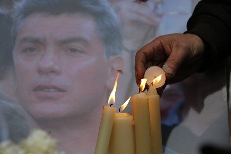 Russia Opposition Leader Killed