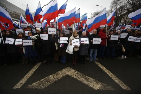 Russia Opposition March