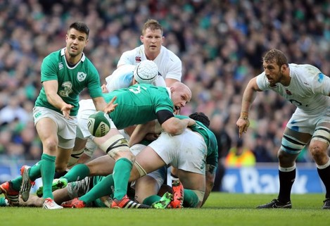 Conor Murray passes