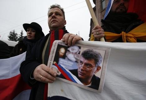 Lithuania Russia Nemtsov