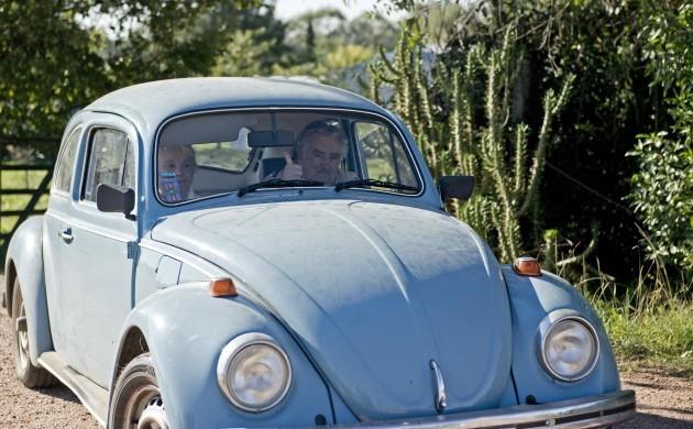 Uruguay Mujica's Beetle