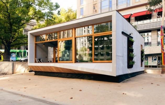 carbon positive house - 1