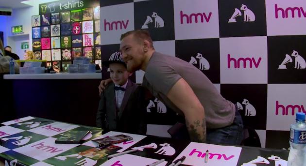 McGregor fan HMV