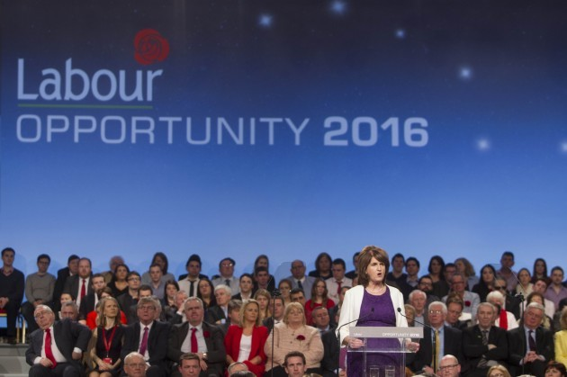 28/02/2015. Labour - 68th National Conference. Pic