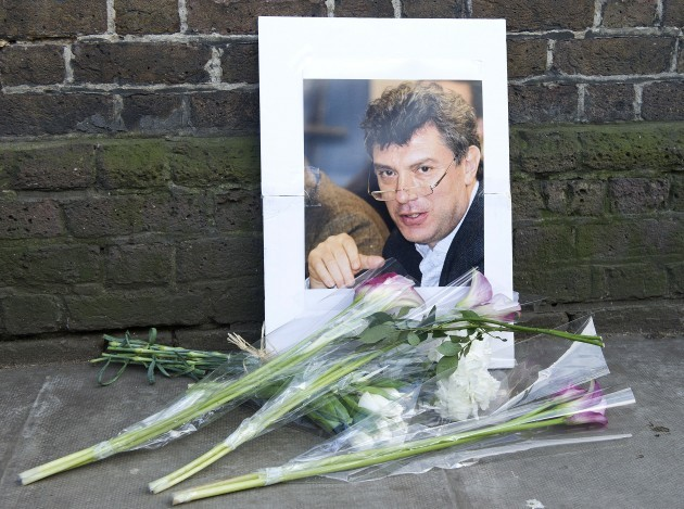 Boris Nemtsov death