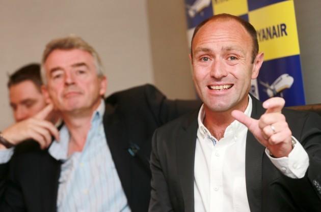 Ryanair Press Conferences