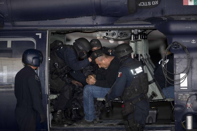 Mexico Drug Lord Captured