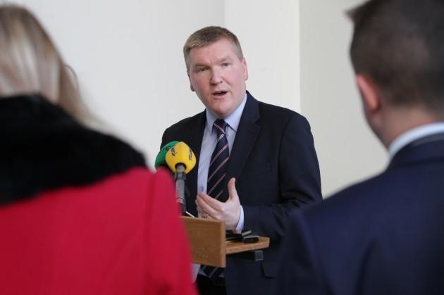 Fianna Fail finance spokesperson Michael