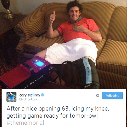 rory game ready