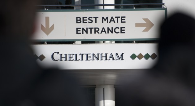 Horse Racing - Festival Trials Day - Cheltenham Racecourse