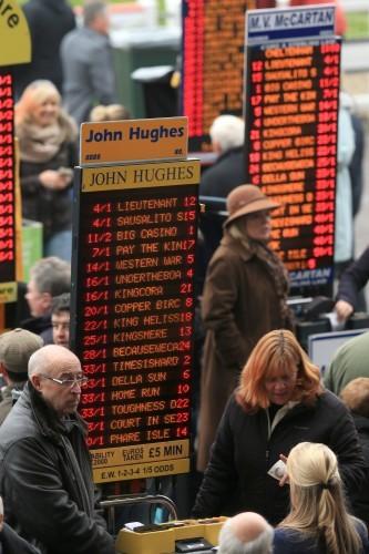 Horse Racing - The Open Festival 2013 - The Open Sunday - Cheltenham Racecourse