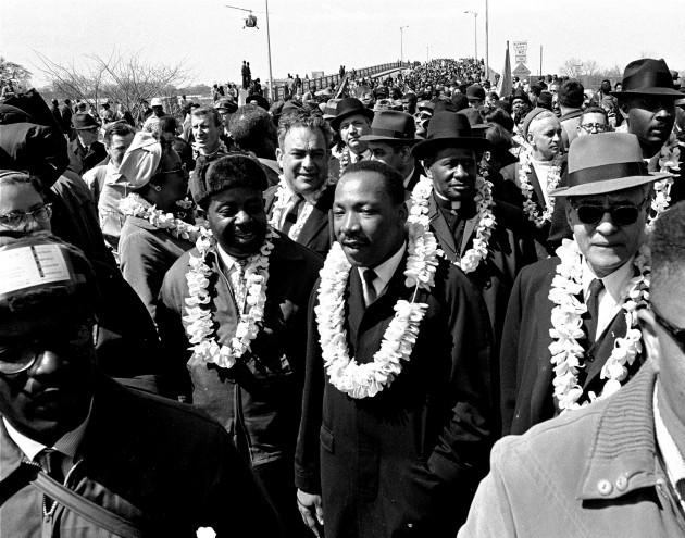 Selma Bridge KKK Leader