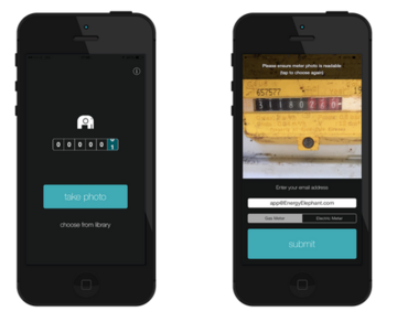 EnergyElephant App Display