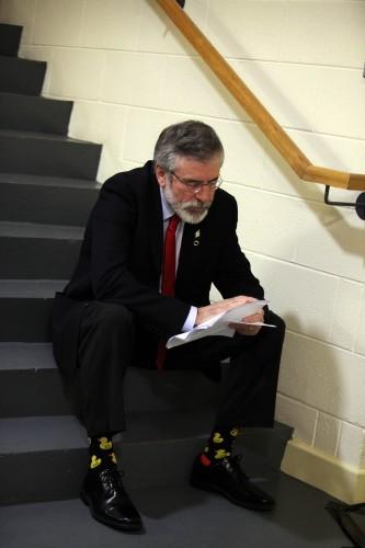 07.03.2015. Gerry Adams Address05