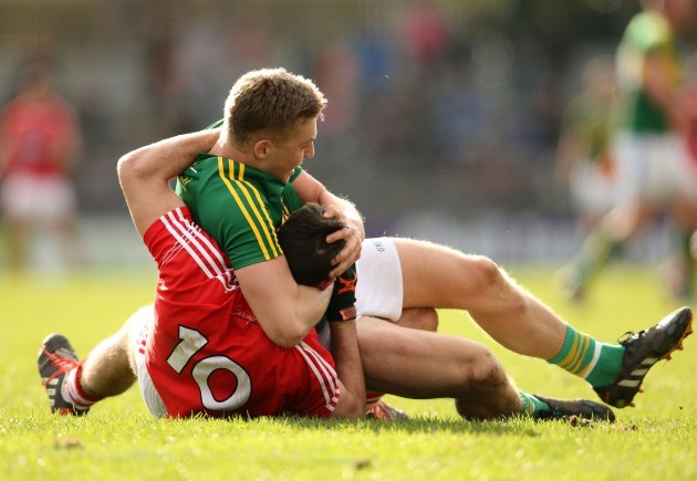 Kevin O'Driscoll and Peter Crowley