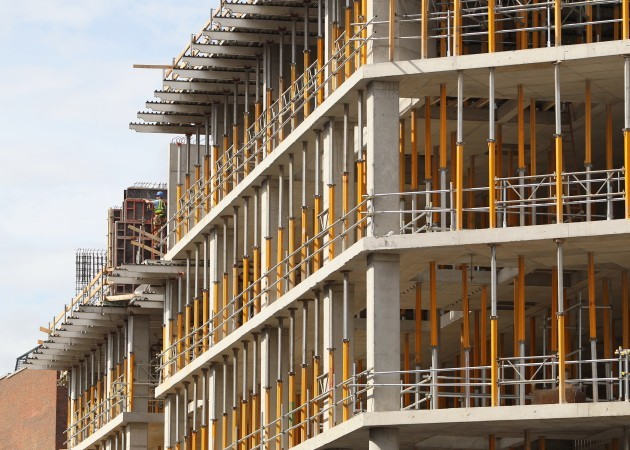 Construction Industry Starts Again
