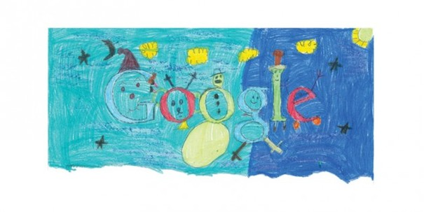 75 students compete to have drawing shown on Google's Irish