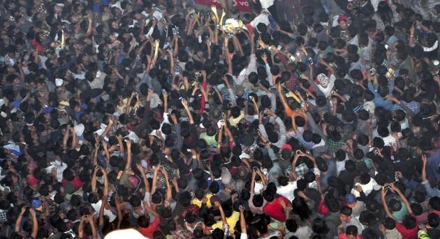 India Rape Lynching