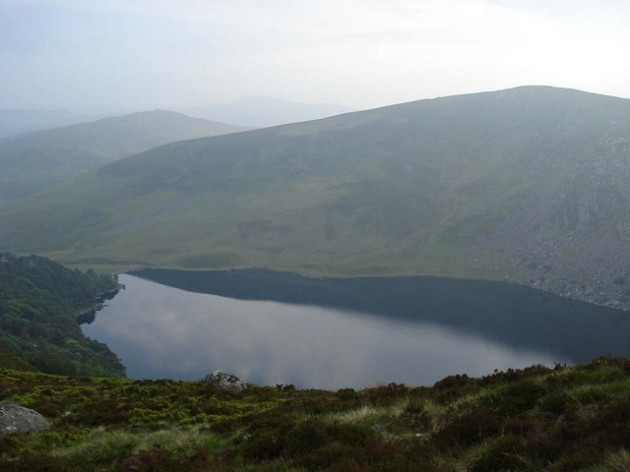 Sally Gap, Wicklow, Ireland
