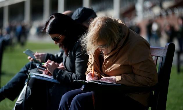 Horse Racing - 2015 Cheltenham Festival - Champion Day - Cheltenham Racecourse