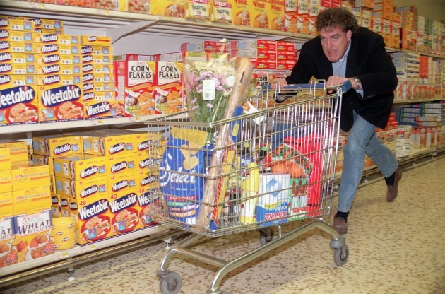 TESCO Clarkson/trolley
