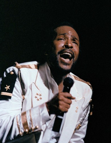 Marvin Gaye 1983