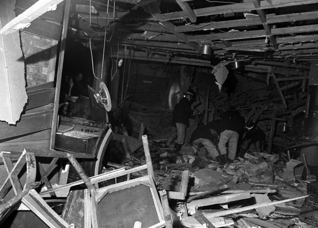 Bomb blitz in Birmingham
