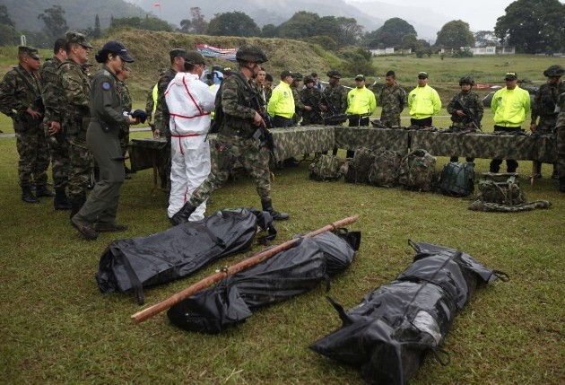 Colombia Rebels