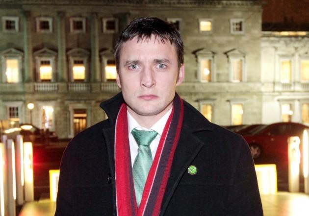 James Heffernan Resigns Party Whip