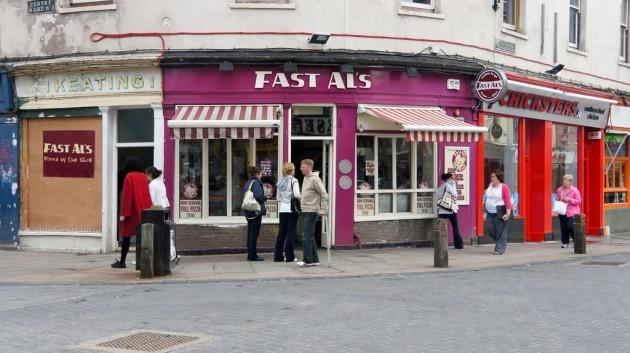Cork - Fast Al's