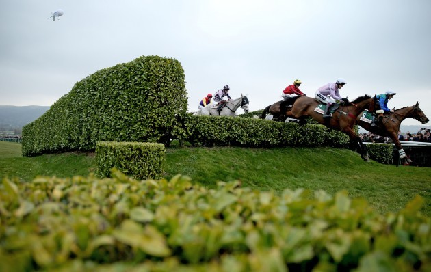 General view from the Glenfarclas Handicap Chase