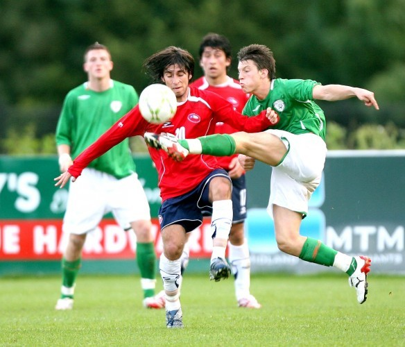 Harry Arter and Marco Medel 9/8/2007
