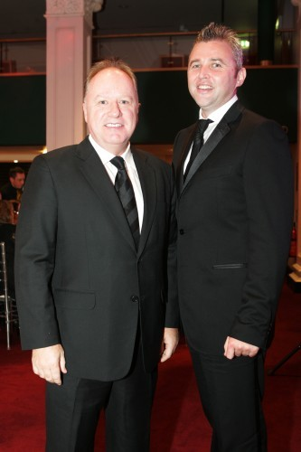 National Concert Hall. Pictured is Tony Fenton and Eamon Fitzpatrick at a reception by The National Concert Hall to thank their corporate sponsors and highlight details of forthcoming events for sponsorship. The Corporate Associa