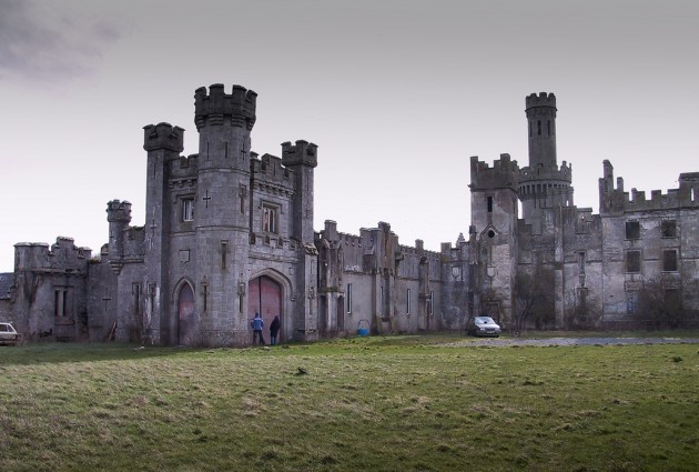 Duckett's Grove, rear aspect