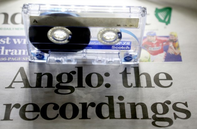 Ministers unaware of bank tapes