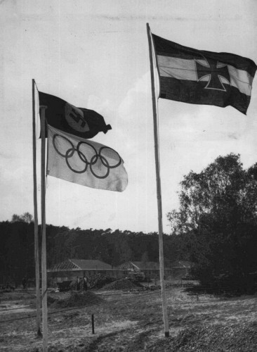 as-construction-of-the-olympic-village-ramped-up-so-did-the-nazis-reign-the-newly-passed-nuremberg-laws-marginalized-jews-and-stripped-them-of-most-political-rights