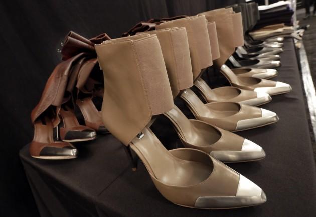 Fashion Week BGBG Max Azria Fall 2013 Backstage