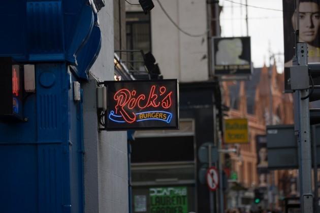 Rick's Real Burgers