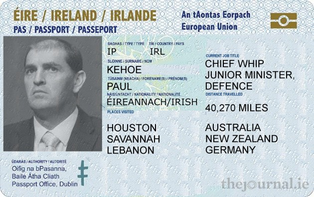 passportkehoe
