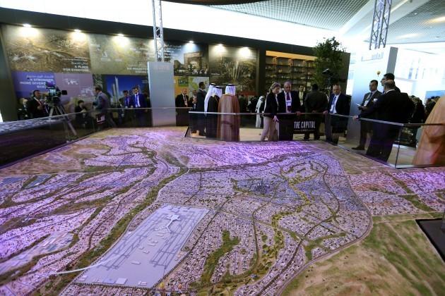 Mideast Egypt Economic Conference