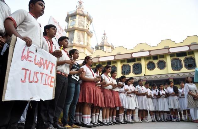 Nun (75) gang-raped after burglars break into Indian convent school
