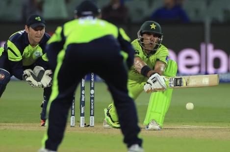Cricket WCup Pakistan Ireland