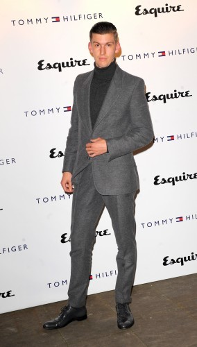 Tommy Hilfiger and Esquire party - BFC's London Collections: Men