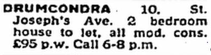 Drumcondra 12-Jan-1994