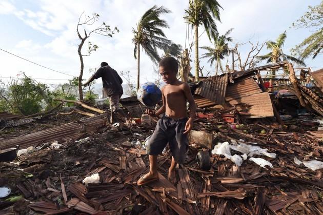 Vanuatu Cyclone Pam