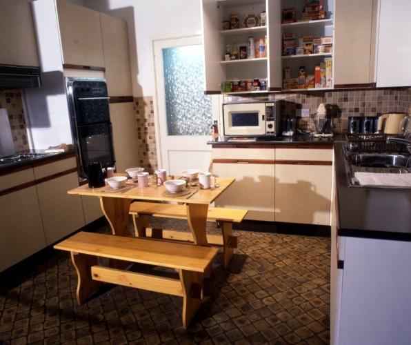 the 1980s kitchen