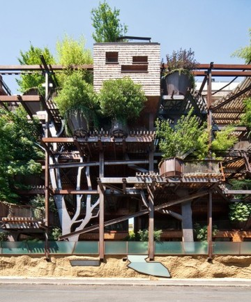 treehouse - 3